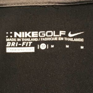 Nike Shirts - Men's Nike Golf Dri-fit polo. Size Medium.